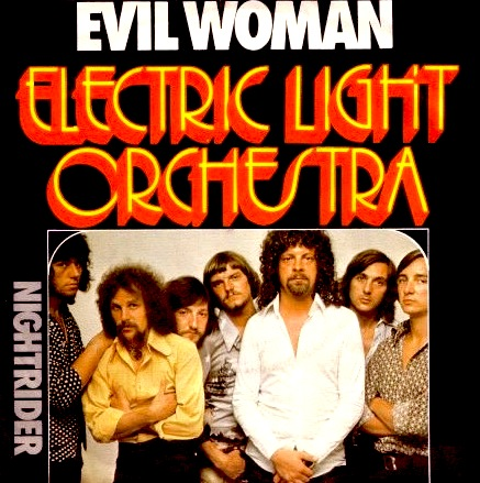 Electric Light Orchestra - Evil Woman